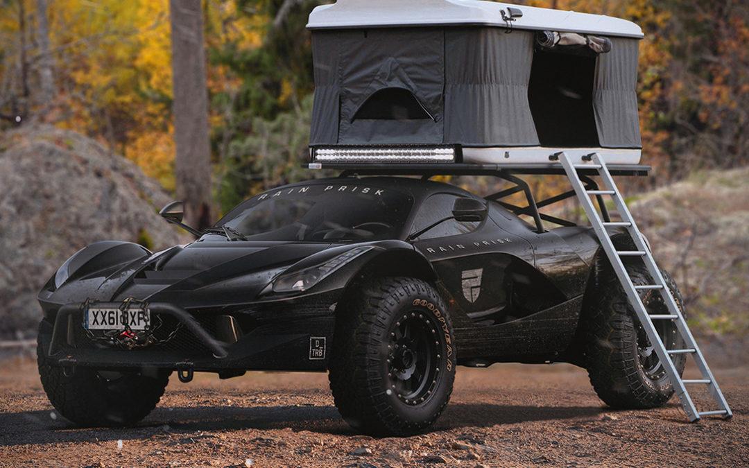 Land rover Built