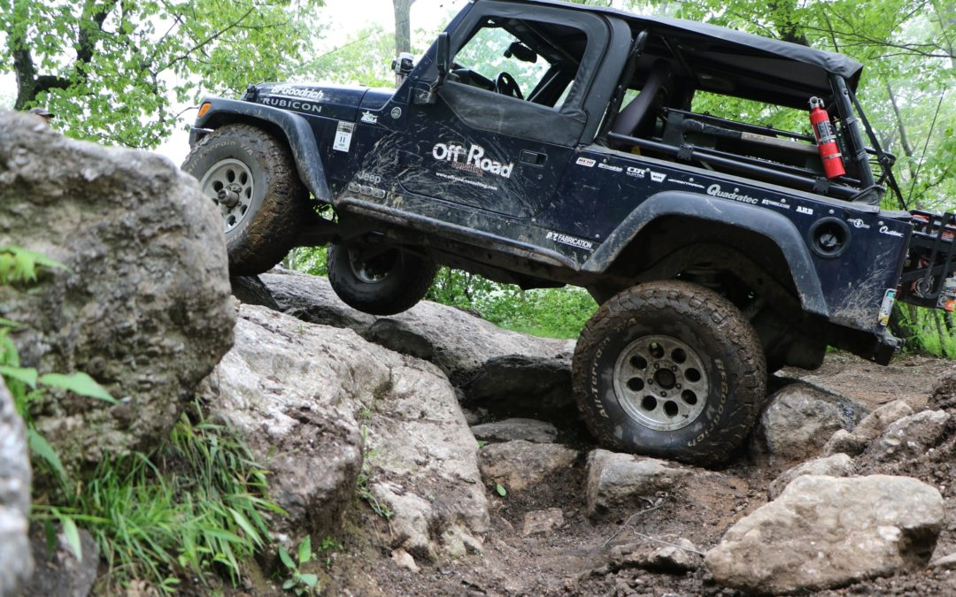 Jeep  Build Out