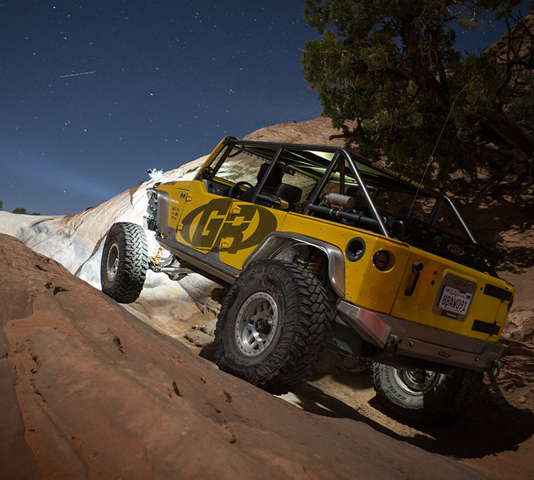 GenRight Off Road's Finishes