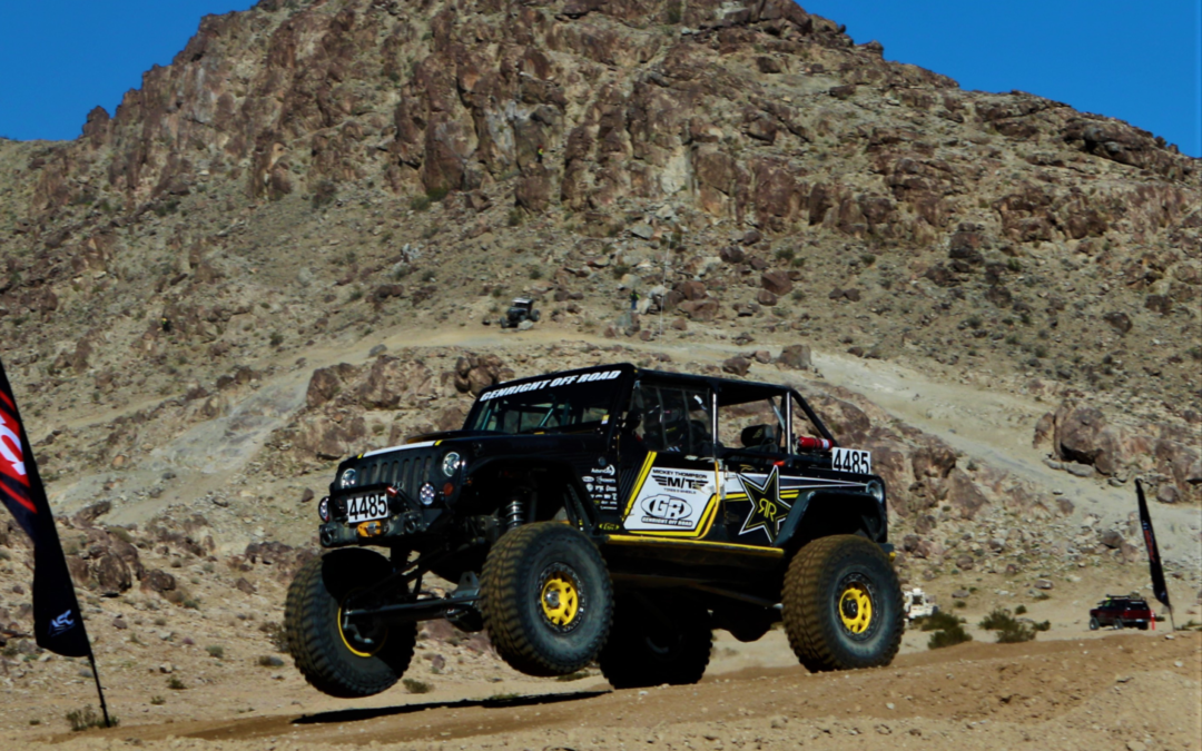 GenRight Terramoto Races KOH then Drives KOH Experience